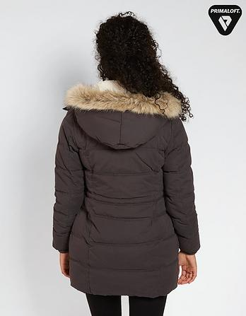 Cumbria Long Puffer Jacket