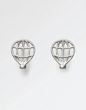 Hot Air Balloon Stud Earrings