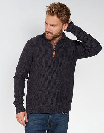 Amersham Half Neck Jumper
