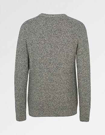 Netherton Twist Crew Neck Sweater