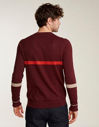 Folk Henley Sweater