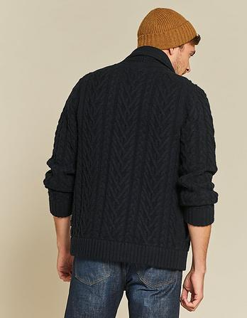 Coxwold Cable Cardigan