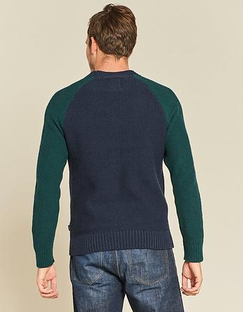 Atwick Raglan Crew Neck Sweater