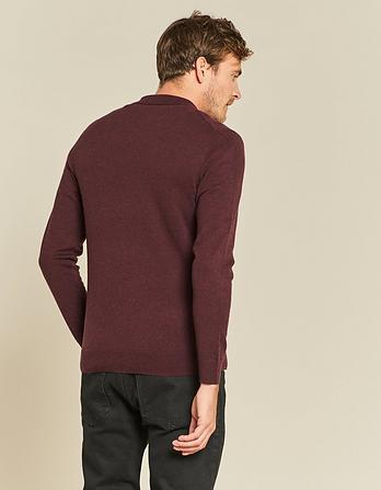Cashmere Blend Polo
