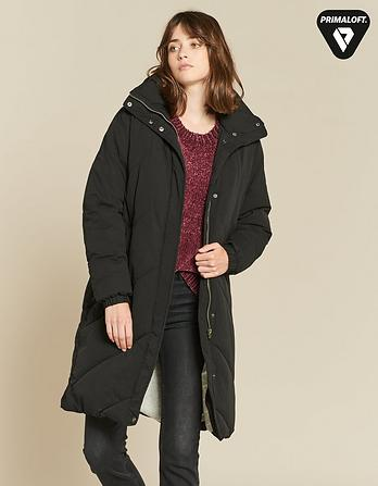 Jenny Long Puffer Jacket