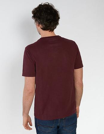 Surf Truck Organic Cotton Graphic T-Shirt