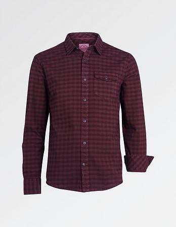 Langholm Gingham Shirt