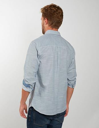Wick Geo Print Shirt