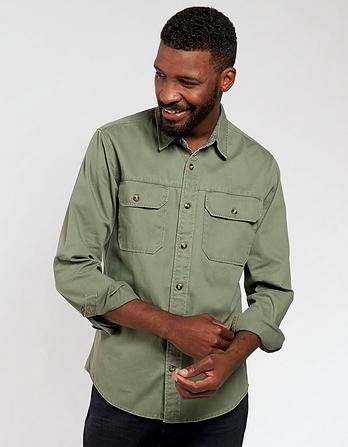 Twill Worker Shirt