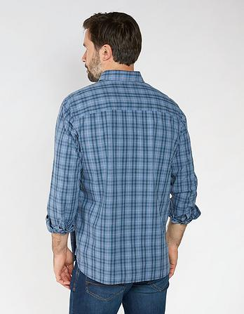 Garve Marl Check Shirt
