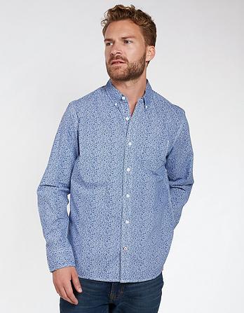 Stonehaven Floral Print Shirt