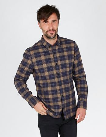 Perth Marl Check Shirt