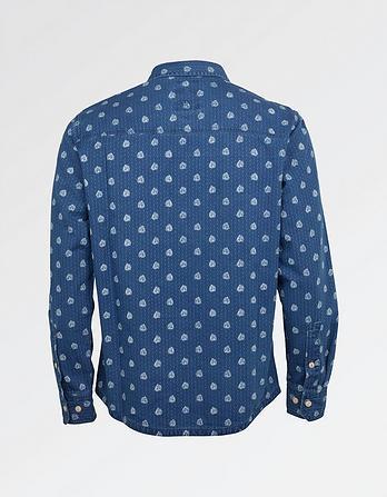 Newton Print Shirt