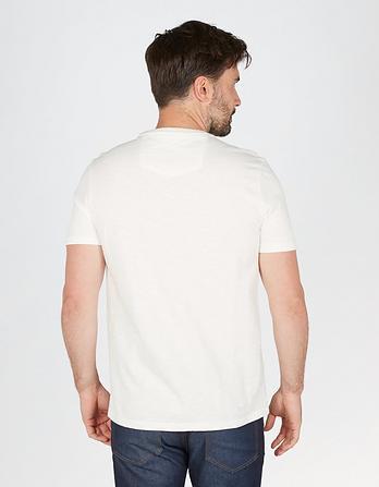 Loopback Stripe T-Shirt