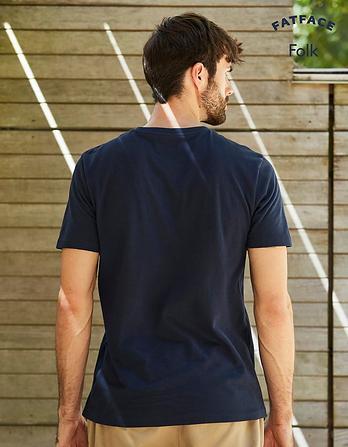 Folk Sun Graphic T-Shirt