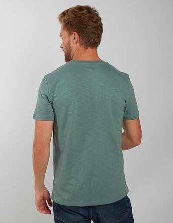 All Terrain Organic Cotton Graphic T-Shirt