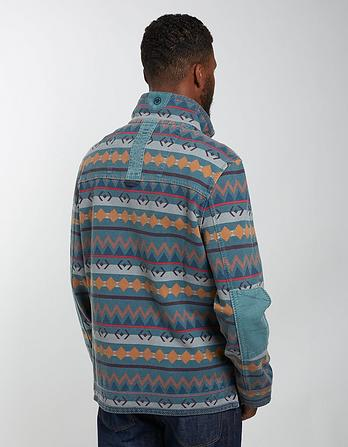 Airlie Print Aztec Sweatshirt