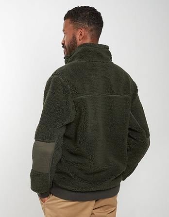 Sherpa Fleece Zip Thru Fleece