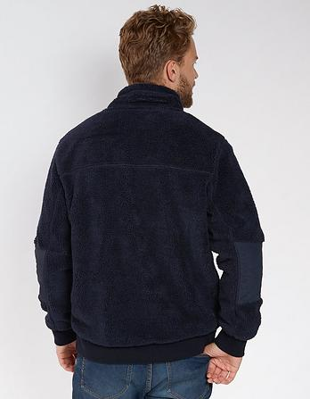 Sherpa Zip Thru Fleece
