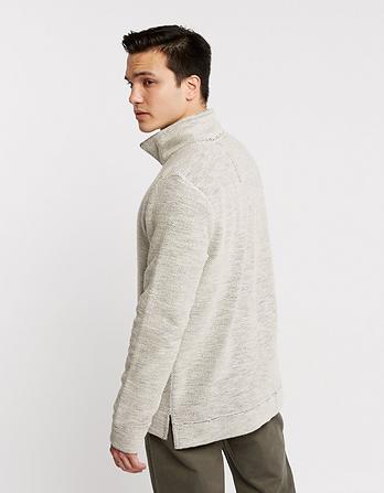 Woolacombe Half Neck Sweatshirt