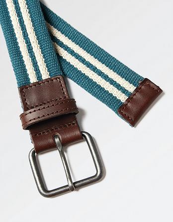 Alex Woven Webbing Belt