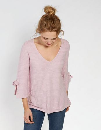 Organic Cotton Lila Jumper