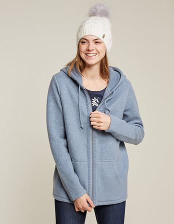 Newbury Zip Thru Hoody