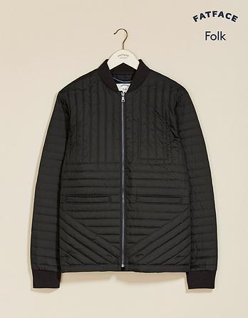 Folk Puffer Jacket