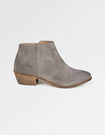Lytham Suede Ankle Boots