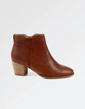 Acorn Ankle Boots
