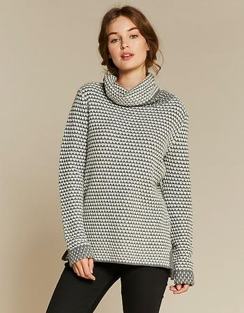 Phoebe Roll Neck Sweater