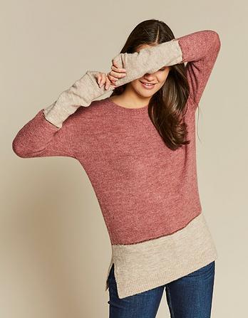 Imogen Colour Block Sweater