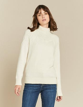Francesca Cable Jumper