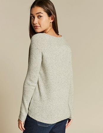 Charlotte Cashmere Sweater