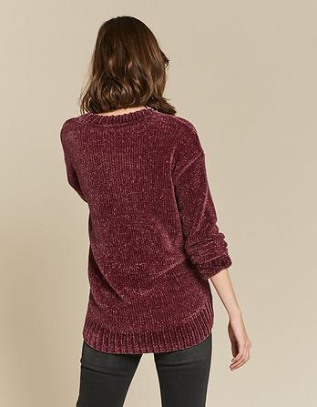 Holly Chenille Sweater