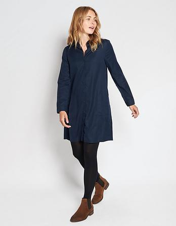 Juliet Shirt Dress