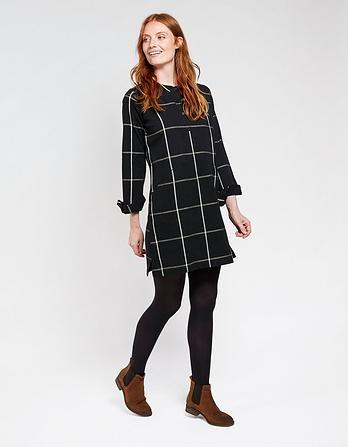 Rachel Check Dress