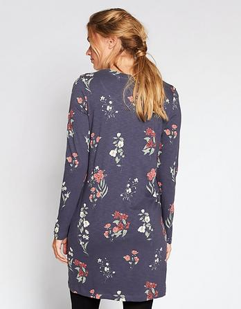 Aurelia Botanical Floral Dress