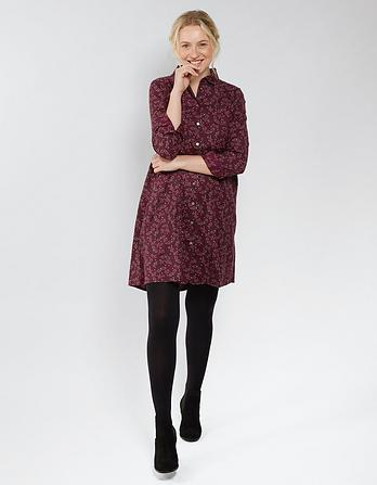 Juliet Artisan Shirt Dress