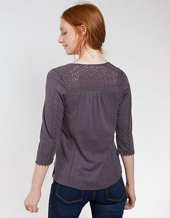 Sidney Lace Top