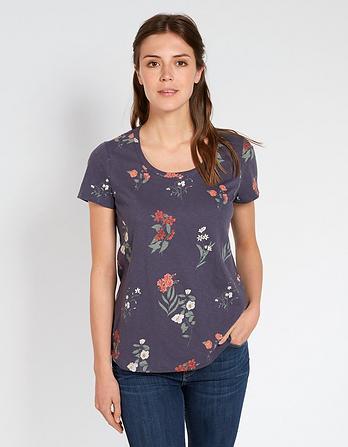 Eden Botanical Floral T-Shirt