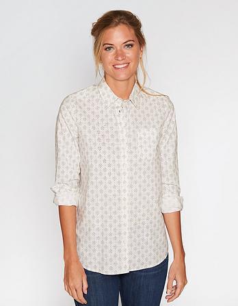 Olivia Diamond Dot Shirt