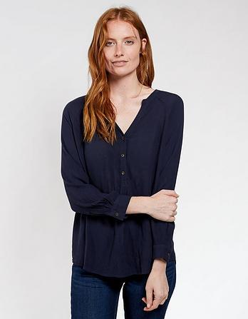 Maggie Longline Top