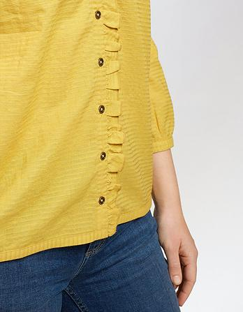 Billie Self Stripe Blouse