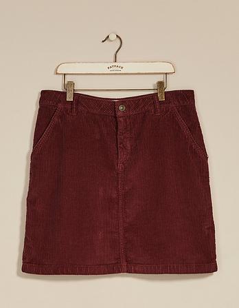 Cara Cord Skirt