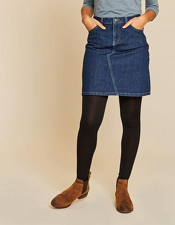 Davina Denim Skirt