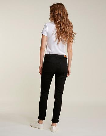 Stay Black Super Skinny Jeans