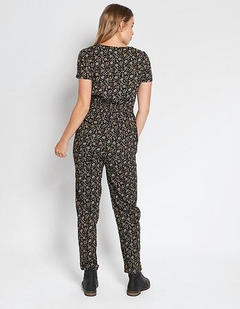 Annabel Meadow Daisy Jumpsuit