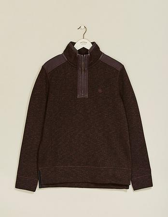 Dalton Half Neck Sweatshirt