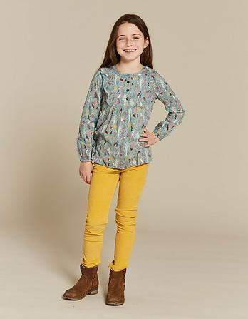 Lucy Enchanted Forest Blouse